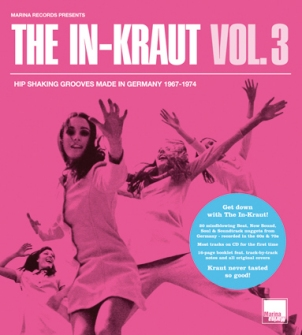 Various • The In-Kraut Vol. 3 - Hip Shaking Grooves Made In Germany