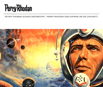 Peter Thomas Sound Orchestra: Perry Rhodan 2000